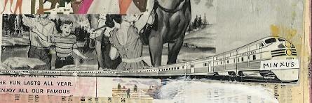 Carina - MinXus railroad - 2