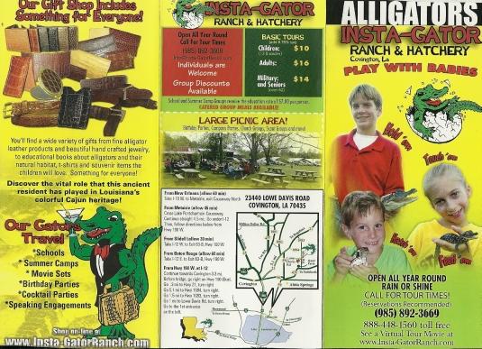 Marie - alligator ranch - 2