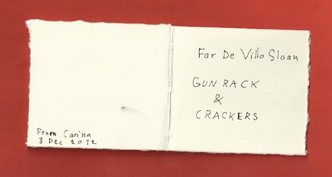 Gun Rack - Carina - 1