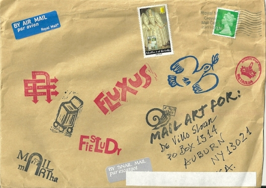 Mail-art Martha - 5