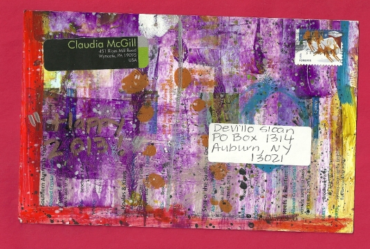 Claudia McGill - 2