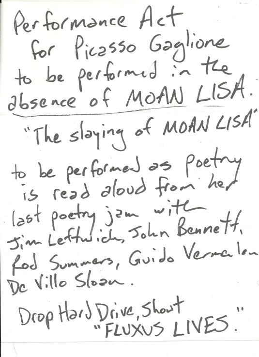 Moan Lisa - performance - 1