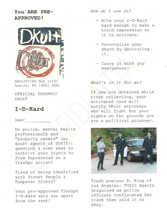 15 - June Fanzine - IDK  - 1