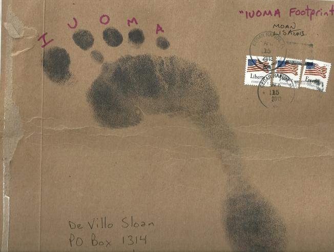 Moan - foot - 1