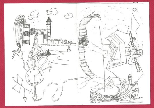 DK doodle - 3.18.2015 - 3