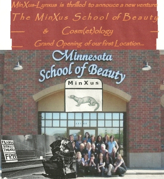 MinXus School of Beauty